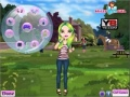 Game Bubble Girl Dress online - games online