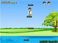 Game Ben Ten Jumps  online - games online