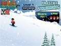 Game Freestyle Snowboarding online - games online