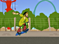 Game Scooby Doo Skate Race  online - games online