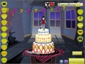 Game Monster High Cake Decor online - games online