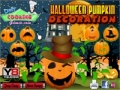 Game Halloween Pumpkin Decoration Game online - games online