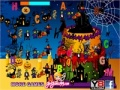 Game Halloween Hidden Letters online - games online