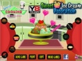 Game Sweet Ice Cream Decoration online - games online