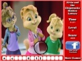 Game Alvin and the Chipmunks Hidden Letters online - games online