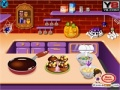 Game Spooky spiny cupcakes online - games online