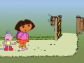 Game Dora and Boots save Prince  online - games online