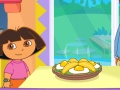 Game Dora. Cooking  online - games online