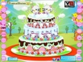Game Kitty Cake Decor online - games online