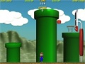 Game Mario Bsketball Challenge online - games online