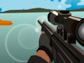 Game Foxy Sniper - Pirate Shootout online - games online