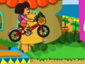 Game Dora Flower Rush  online - games online