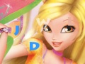 Game Winx Hidden Alphabet  online - games online