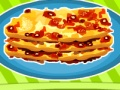 Game Delicious Lasagna online - games online