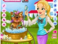 Game Doggy Day Spa online - games online