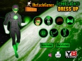Game Green Lantern Dress Up online - games online