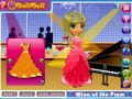 Game Mina at the Prom online - games online