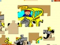 Game School Bus Puzzle online - games online