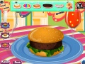 Game Big Tasty Burger online - games online