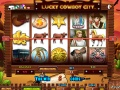 Game Lucky Cowboy City online - games online