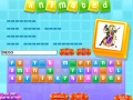 Game Disney Trivia Scramble online - games online