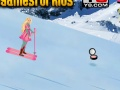 Game Barbie Skiing Game online - games online