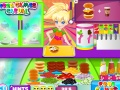 Game Pollys Burger Cafe online - games online