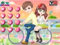 Game Bicycle Trip With Love online - games online