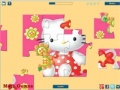 Game Game Hello Kitty: flowers  online - games online