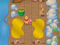 Game The trail to the balloon  online - games online