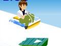 Game Snow sledge  online - games online