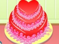 Game Yummy Cake Decoration Contest online - games online