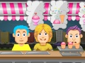 Game Ice cream parlor online - games online