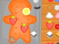 Game My Little Cookie Kitchen online - games online