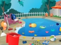 Game Swiming pool cleaning online - games online