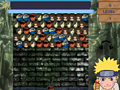 Game Naruto Bubbles online - games online