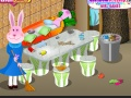 Game Lady Bunny's- House Clean Up online - games online