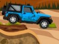 Game Off Road Jeep Hazard online - games online