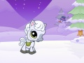 Game Snowy Pony online - games online