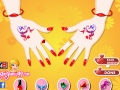 Game Party Style Manicure online - games online