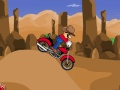 Game Cowboy Mario Bike online - games online