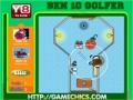 Game Home Golf Ben 10  online - games online