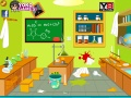 Game Clean Up My Laboratory online - games online