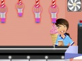 Game Ice Cream Factory online - games online