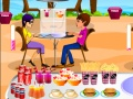 Game My Beach Restaurant online - games online
