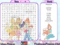 Game Winx Club Word Search online - games online