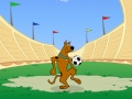 Game Scooby Doo - Hit the ball  online - games online
