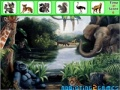 Game Safari Animals Hidden Object online - games online