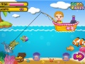 Game Baby Fishing Games online - games online
