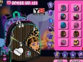 Game Backpack Monster High design  online - games online